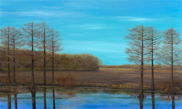 The Soul of a Delta Winter Painting